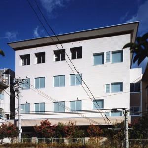 福徳学院高等学校21世紀記念館/大分市/鉄骨造4F/1256.19㎡/2001年
