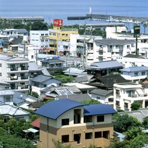M-HOUSE/別府市/鉄骨造3F/339.58㎡/2003年