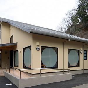 くろかわ医院/竹田市/木造2F/195.94㎡/2007年