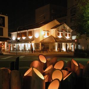 大分信用金庫 臼杵支店/臼杵市/鉄骨造2F/568.30㎡/2004年